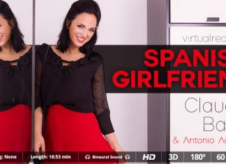 Spanish Girlfriend