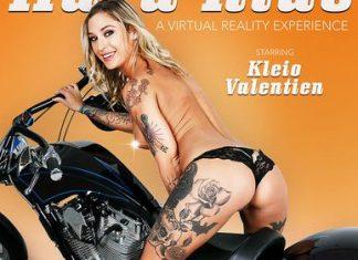 Kleio Valentien In Hard Ride