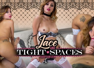 Lace & Tight Spaces