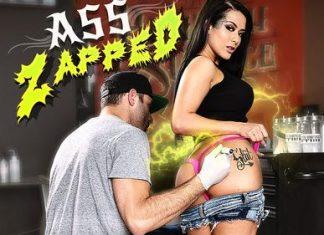 Katrina Jade in Ass Zapped