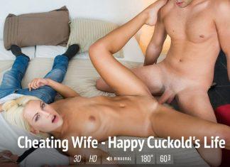 Cheating Wife – Happy Cuckold's Life