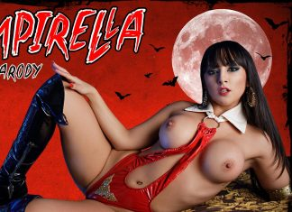 Vampirella A XXX Parody