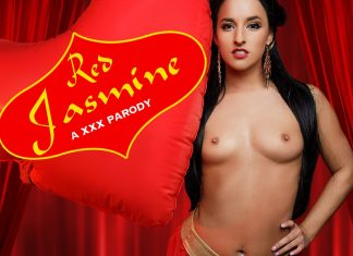 Red Jasmine A XXX Parody