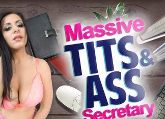 Massive Tits and Ass Alex Black