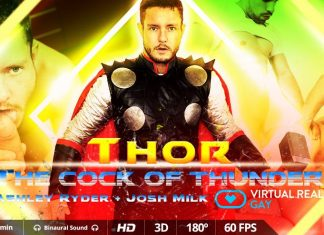 Thor: The cock of thunder