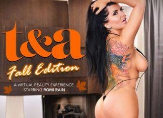 Romi Rain in T&A – Fall Edition