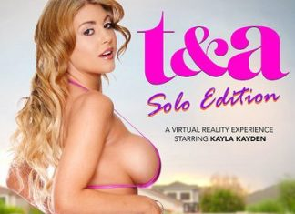 Kayla Kayden in T&A – Solo Edition
