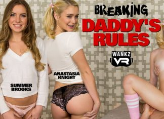 Breaking Daddy's Rules