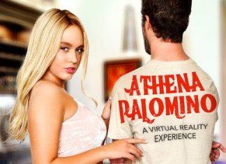 """Athena Palomino in """"My Girlfriend: Athena Palomino"""""""