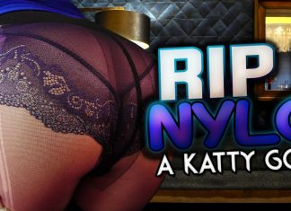 Rip My Nylons A Katy Gold Video
