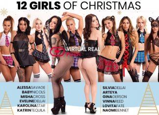 12 Girls of Christmas