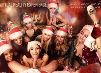 Santa's Naughty Elves (Part 2)