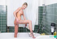 Bathroom Surprise