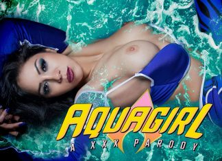 Aquagirl: Sub Diego A XXX Parody