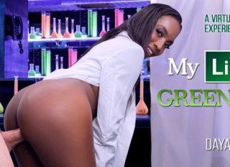 My Little Green Secret