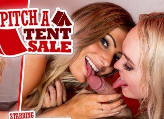 Pitch a Tent Sale