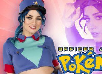 Pokemon: Officer Jenny A XXX Parody