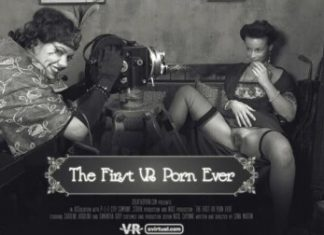 The First VR Porn Ever