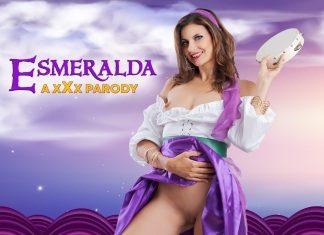 Esmeralda A XXX Parody