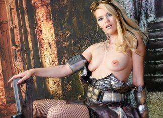 Izzy Delphine – Porn Of Battle