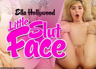 Little Slut Face!