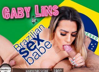 Brazilian Sexbabe!