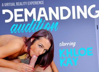 Demanding Audition