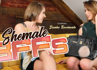 Shemale BFFs