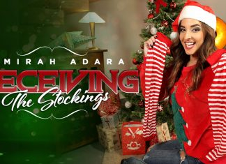 Receiving The Stockings