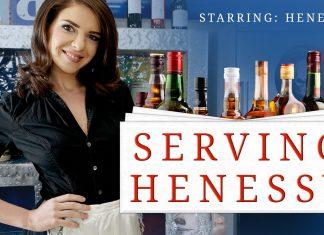 Serving Henessy