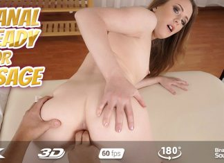 Anal Massage for the Cute