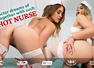 Nurse Kenzie Madison