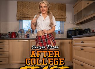 After College Tease