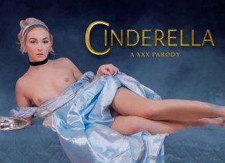 Cinderella A XXX Parody