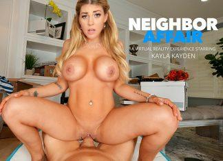 """Kayla Kayden in """"Neighbor Affair"""""""
