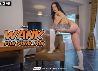 Wank For Your Job