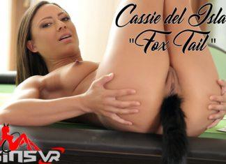 Cassie Del Isla – Fox Tail