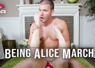 Being Alice March