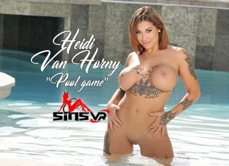 Heidi Van Horny – Pool Game