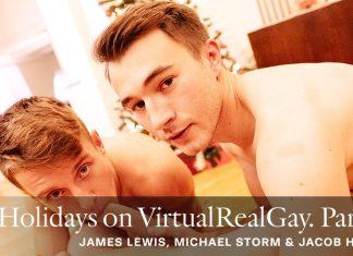 Holidays on VirtualRealGay: Part II