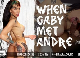 Gaby Ink – When Gaby Met Andre