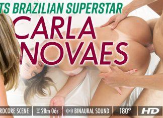 Carla Novaes – TS Brazilian Superstar