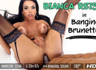 Bianca Reis – Banging Brunette