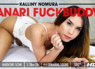 Kalliny Nomura – Futanari Fuckbuddy