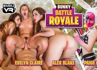 Bunny Battle Royale