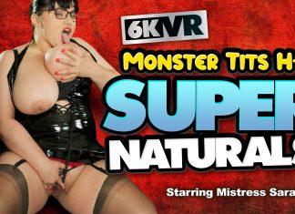 Monster Tits H++ Super Naturals