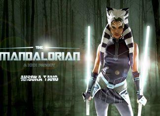 STAR WARS The Mandalorian: Ahsoka Tano A XXX Parody