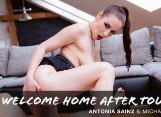 Welcome Home After Tour!