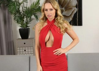 Holly Gibbons – Red Dress