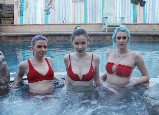 Hot Tub Voyeur